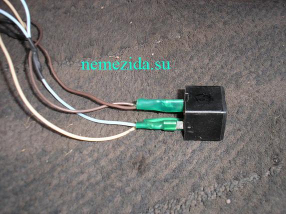 """Сечение соединительных проводов - не менее 0,75 мм.кв. Для соединения проводов, элементов, подключения  """"земли """"..."""