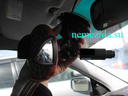 Курсовая видеокамера авто