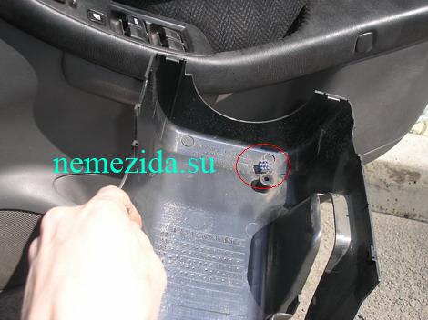 Переключатель Видеорегистратор/Камера обгона